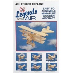 Fokker 401 bouwpakket